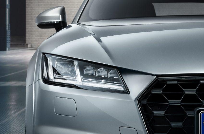 Profilo Auto Audi TT Coupè