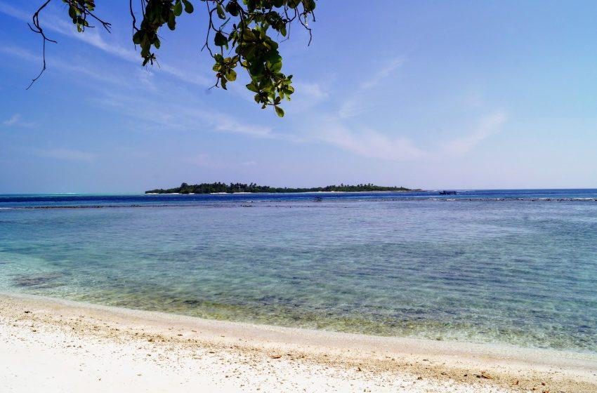Splendido Mare delle Maldive
