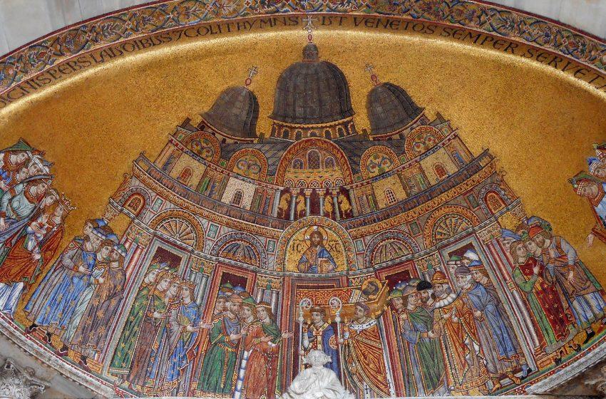 Mosaico della Basilica di San Marco