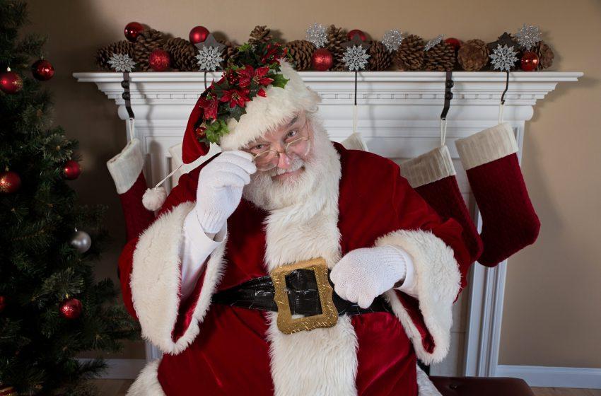 Babbo Natale che Sorride