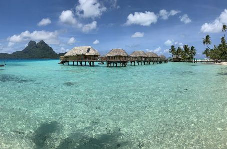 Resort a Bora Bora