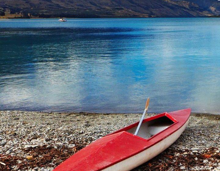 Canoa a Riva