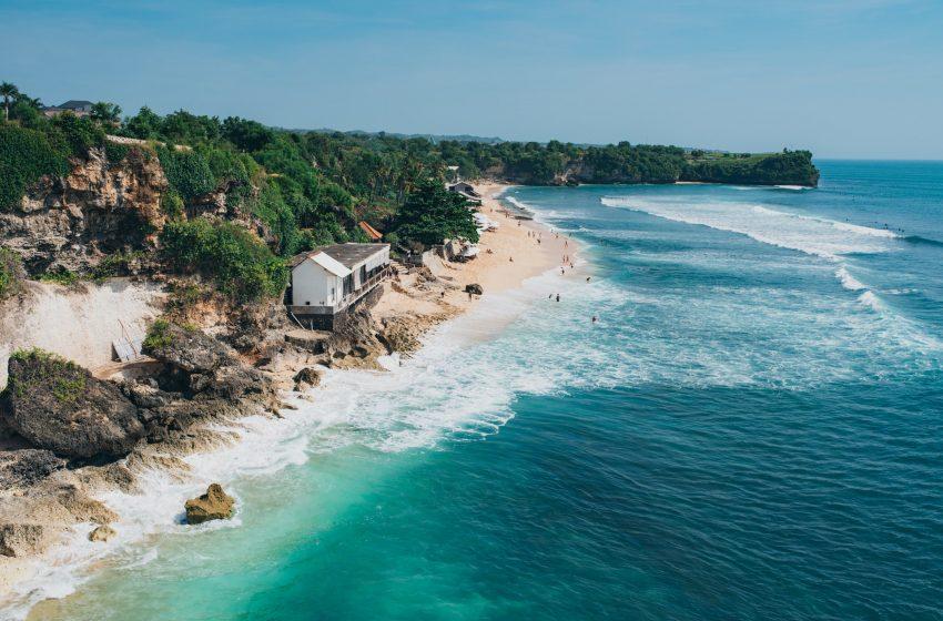 Spiaggia di Bali