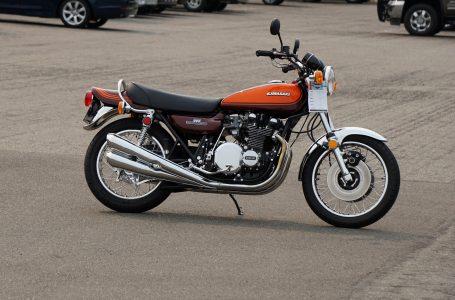 Kawasaki Moto d'epoca