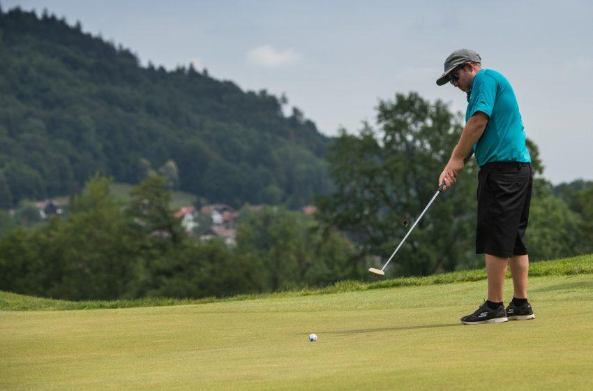 Tiro da Golf
