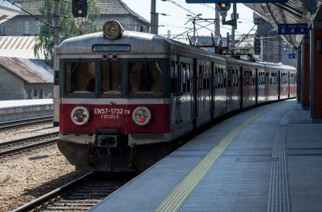 Treno in Arrivo in Stazione