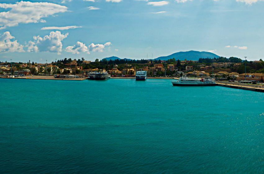 Panoramica di Korfu