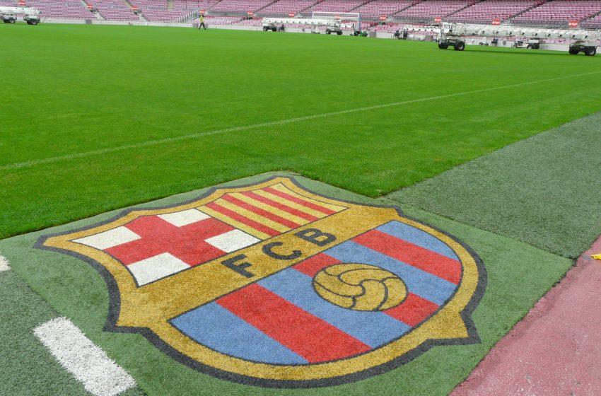 Stemma del F.C. Barcelona