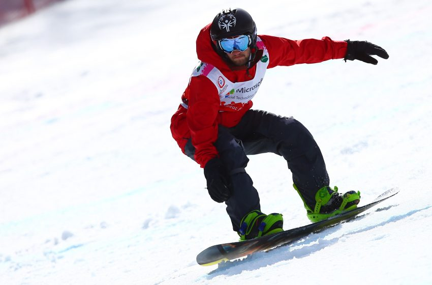 Gara di Snowboard