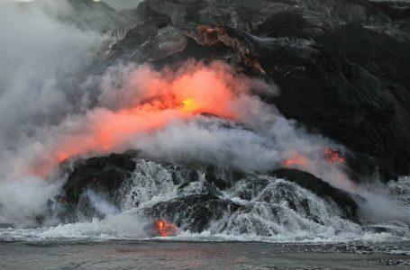 Eruzione Vulcanica Hawaii