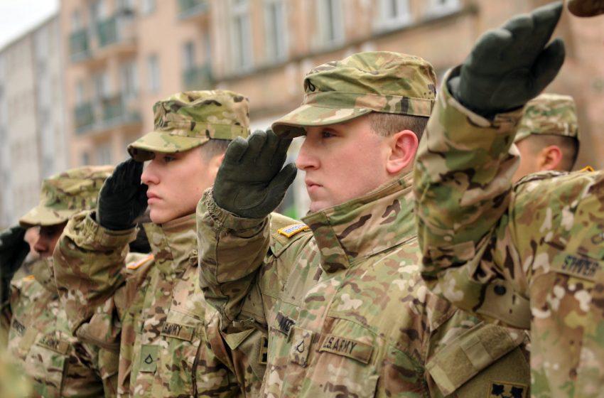 Saluto Militare