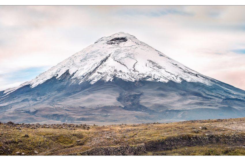 Vulcano Innevato