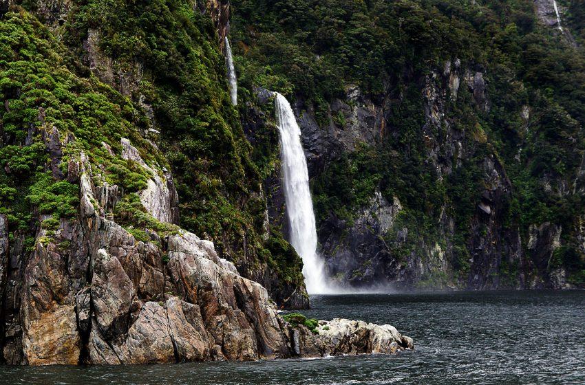 Parco Nazionale Fiordland Nuova Zelanza