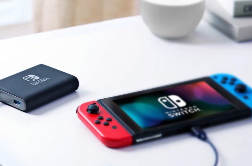 Aumentare la durata della batteria Nintendo Switch