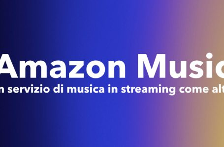 Amazon music: un servizio di musica in streaming come altri