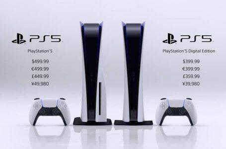 Sony PlayStation 5: modelli, prezzi e pre-ordine